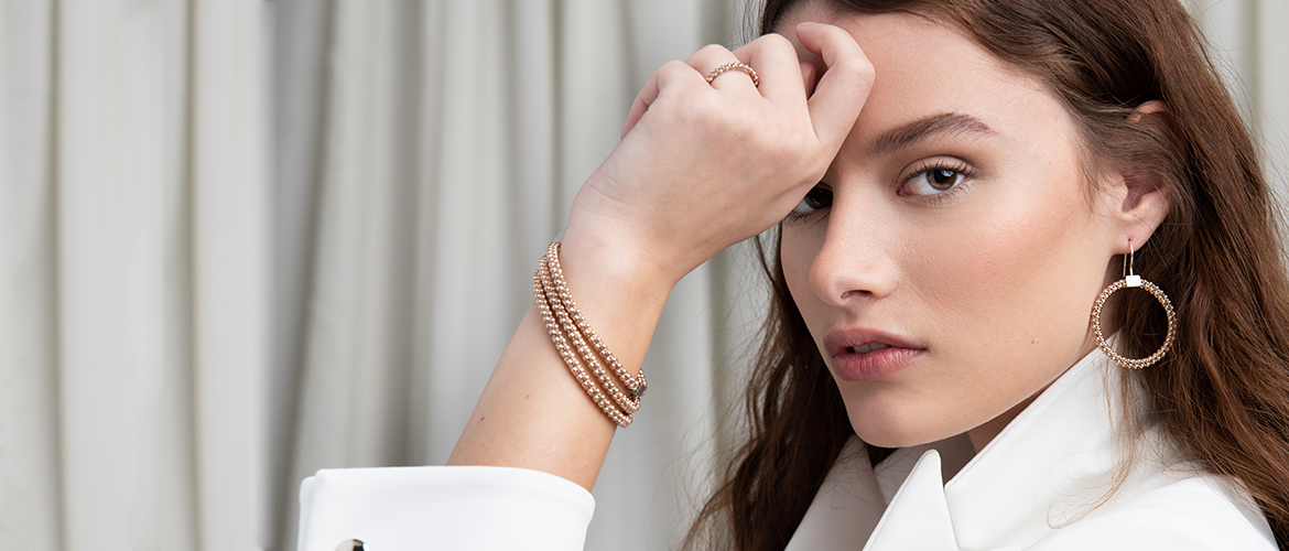 John Humphries Designs handcrafted Halo bangles