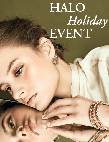 Mignon Faget Halo Holiday Event