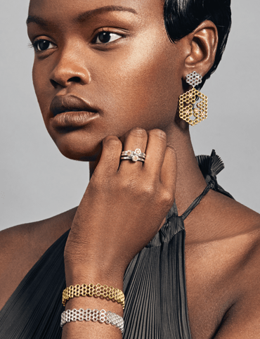 Mignon Faget Hive Honeycomb Jewelry 2018