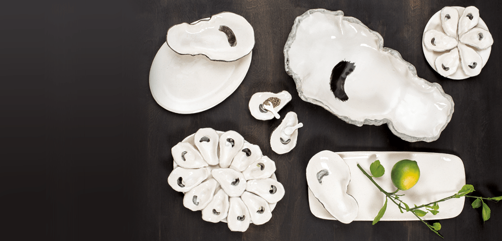 Oysteria Oyster servingware
