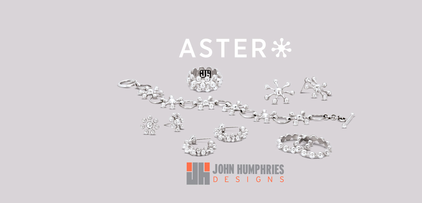 Aster by John Humphries