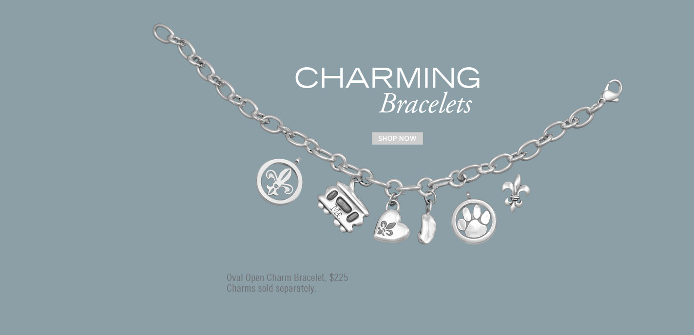 Wish Rings and Charming Bracelets