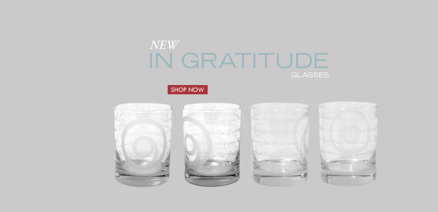 In Gratitude Glasses